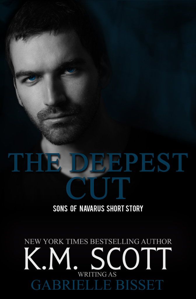The Deepest Cut 1575x2400