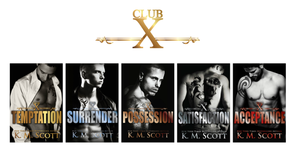 club-x-complete-series-books